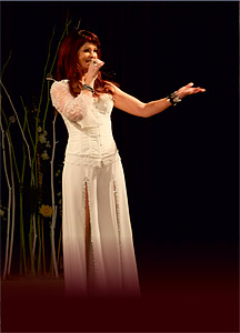 Andrea Berg Double Show mit Angela Sicker